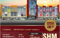 Frontage A Yani Tahap 2